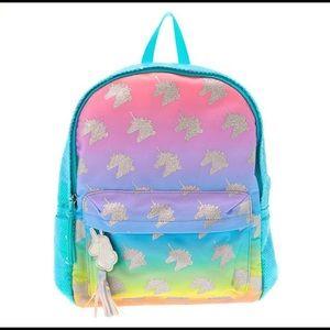 Adorable Unicorn 🦄  School Backpack